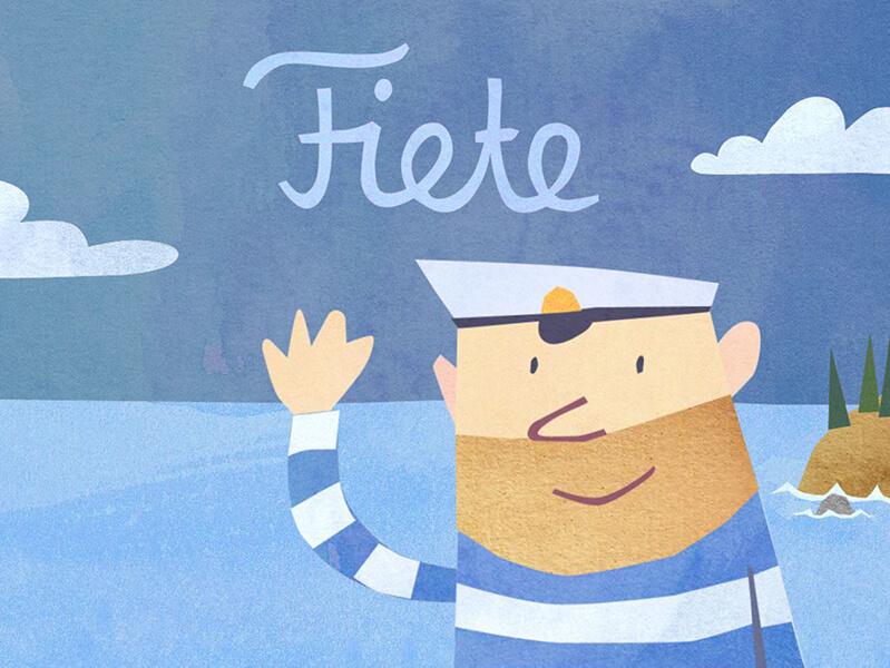 Fiete - Apps für Kinder