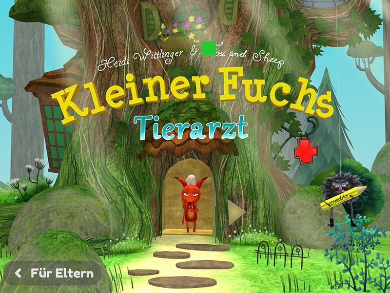 App Kleiner Fuchs Tierarzt